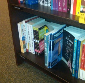 Timeout! @ Barnes & Noble In Arlington Heights IL
